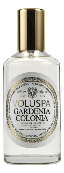 Ароматический спрей для дома и тела Gardenia Colonia 100мл (гардения) ароматический спрей для дома и тела gardenia colonia 100мл гардения