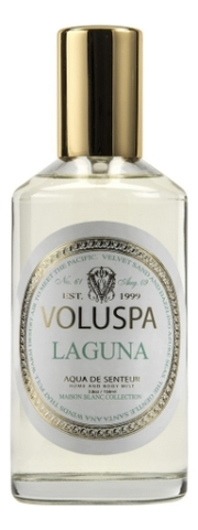 Ароматический спрей для дома и тела Laguna 100мл (лагуна) ароматический спрей для дома и тела ebony