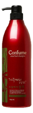 Welcos Шампунь для волос c касторовым маслом Confume Total Hair Shampoo