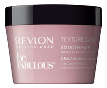 Revlon Professional Маска для гладкости волос Be Fabulous Texture Care Smooth Hair Mask