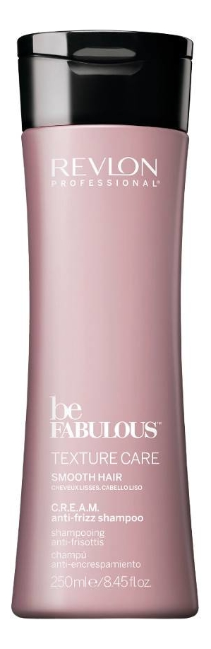 Шампунь для волос Be Fabulous Texture Care Smooth Shampoo: 250мл