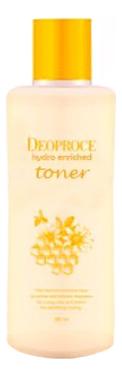 Фото - Тонер для лица с экстрактом меда Hydro Enriched Honey Toner 380мл эмульсия для лица с экстрактом меда hydro energy emulsion 240мл
