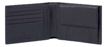Piquadro Кошелек Black Square PU257B3R/BLU