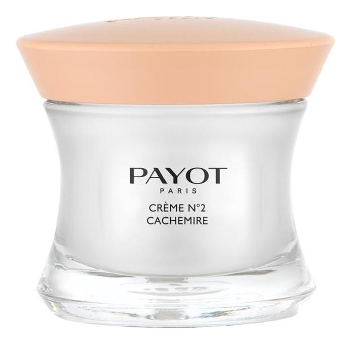 Успокаивающий крем для лица Creme No2 Cachemire 50мл payot creme 2 cc