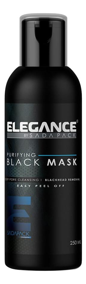 Черная маска для лица Purifying Black Mask: Маска 250мл черная маска пленка black mask
