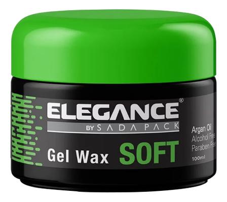 Гель-воск для волос Gel Wax Soft 100мл