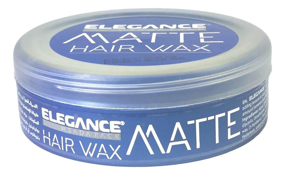 Купить Матовый воск для волос Matte Hair Wax 140г, Elegance
