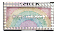 Makeup Revolution Хайлайтер для лица Rainbow Highlighter 10г