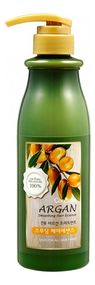 Эссенция для гладкости волос с аргановым маслом Confume Argan Smoothing Hair Essence 500мл недорого