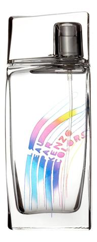Фото - Kenzo L'Eau Par Kenzo Colors Pour Femme: туалетная вода 50мл тестер kenzo love leau par туалетная вода 50 мл