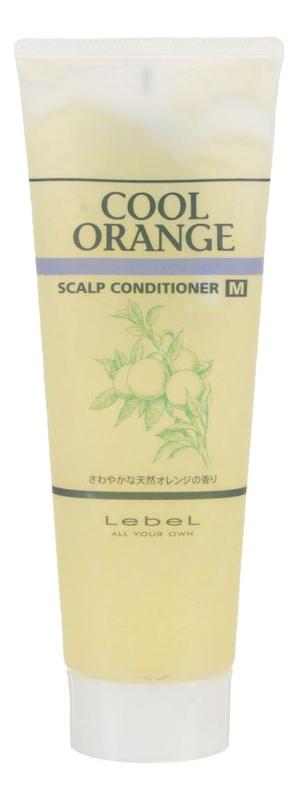 Кондиционер очиститель для волос Cool Orange Scalp Conditioner М: Кондиционер 240г