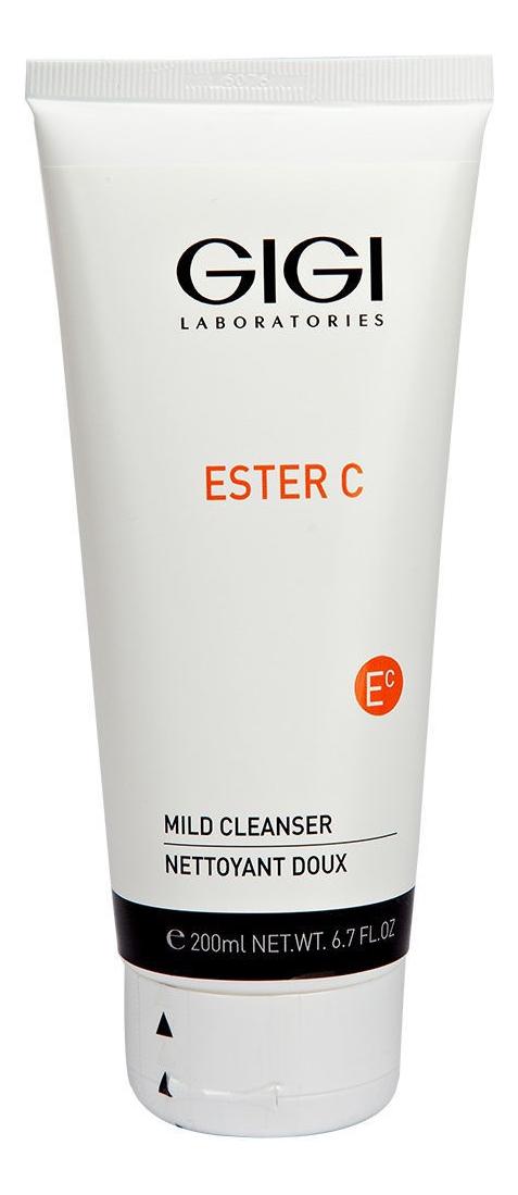 Очищающий гель для умывания Ester C Mild Cleanser For Sensitive Skin 200 мл: Гель 200мл comodex clean clear cleanser очищающий гель