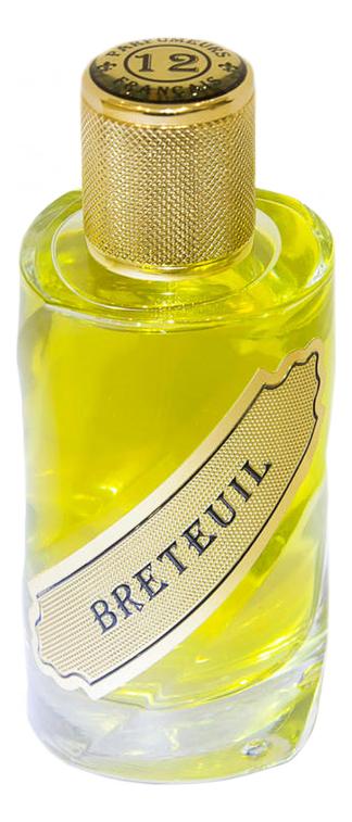 Купить Les 12 Parfumeurs Francais Breteuil: парфюмерная вода 100мл тестер