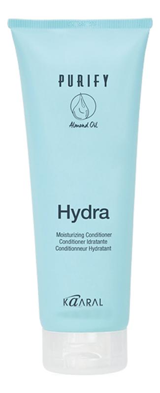 Увлажняющий кондиционер для сухих волос Purify Hydra Conditioner: Кондиционер 75мл кондиционер для сухих волос kaaral purify hydra conditioner 250 мл увлажняющий