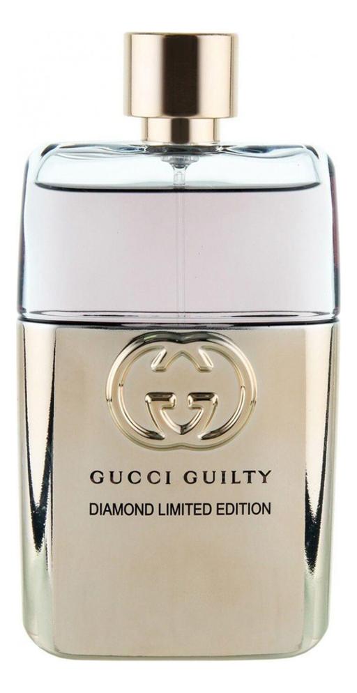 Gucci Guilty Pour Homme Diamond: туалетная вода 90мл тестер cartier must de cartier pour homme туалетная вода тестер 50 мл