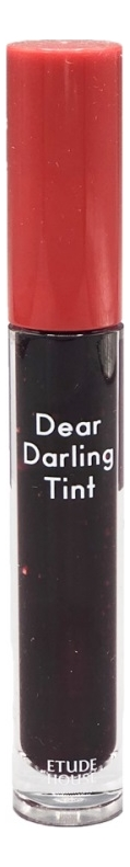 Тинт для губ Dear Darling Water Gel Tint 4,5г: RD301 тинт для губ dear darling water tint 10г orange ade