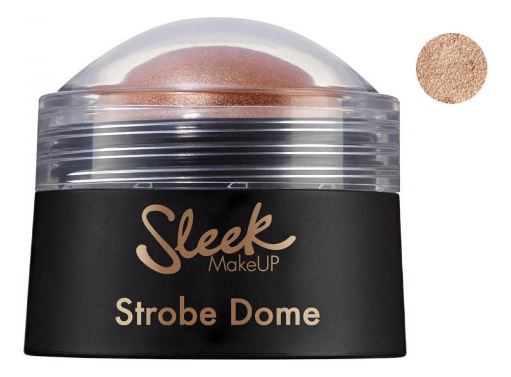 Купить Хайлайтер для лица Into The Night Strobe Dome 15г: 1159 Bronze, Sleek MakeUp