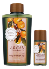 Welcos Набор для волос Confume Argan Treatment Oil (масло 120мл + масло 25мл)