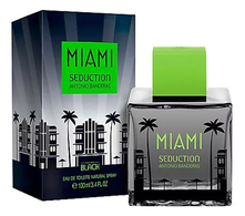 Antonio Banderas Miami Seduction In Black