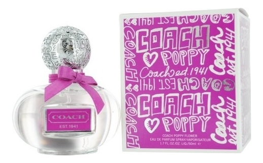 цена Coach Poppy: парфюмерная вода 50мл онлайн в 2017 году