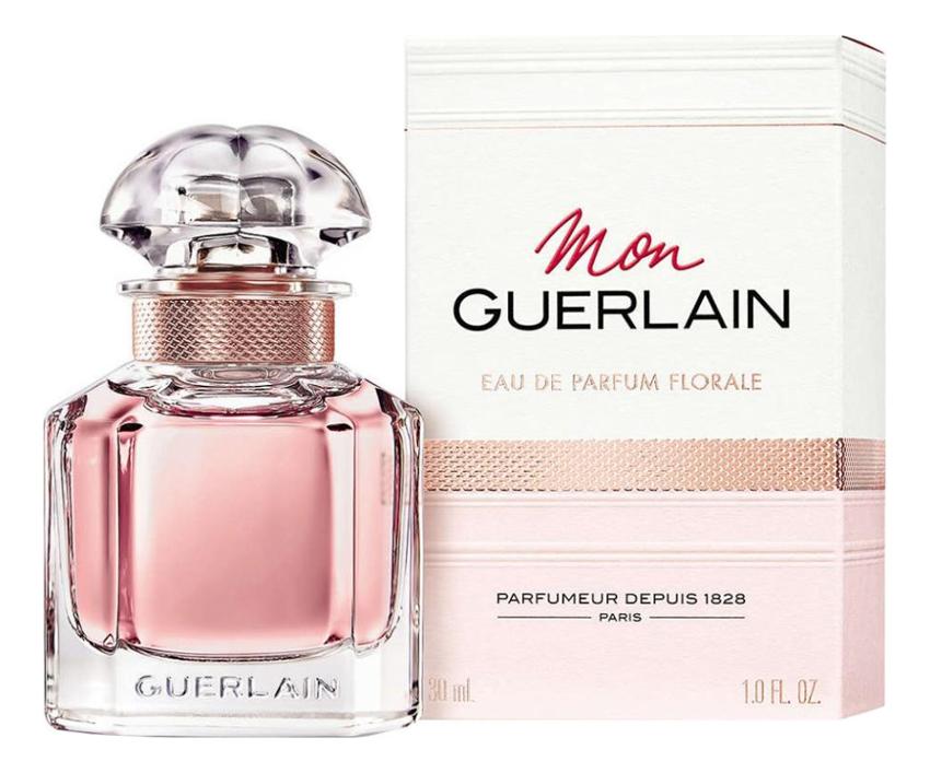 Mon Guerlain Florale: парфюмерная вода 30мл guerlain mon guerlain парфюмерная вода 50мл