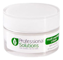 Professional Solutions Мультипептидный крем для лица Multi Peptide Cream Anti-Wrinkle 30г