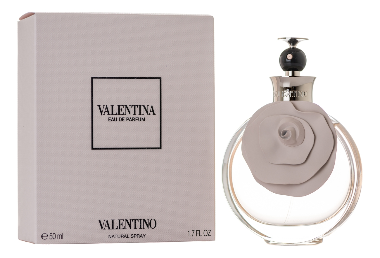 Valentino Valentina: парфюмерная вода 50мл туника valentino red