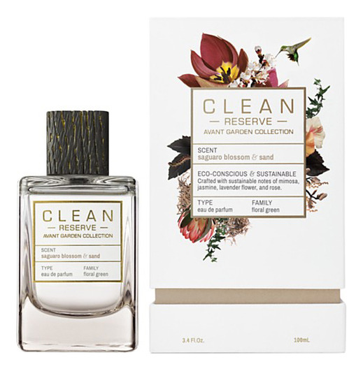 Купить Saguaro Blossom & Sand: парфюмерная вода 100мл, Saguaro Blossom & Sand, Clean