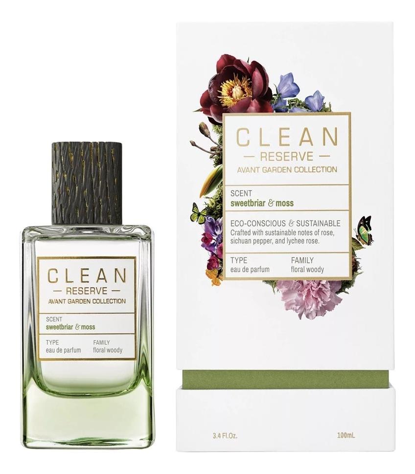 Clean Sweetbriar & Moss: парфюмерная вода 100мл