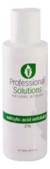 Отшелушивающее средство для лица с салициловой кислотой Salicylic Acid Exfoliator 120мл: Отшелушивающее средство 2% шампунь с салициловой кислотой