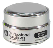 Professional Solutions Крем для лица Retinol Cream Anti-Oxidant 30г