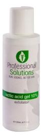 Гель для лица с молочной кислотой Lactic Acid Gel Exfoliator 120мл: Гель для лица 10% пилинг для лица с молочной кислотой professional lactica exfoliate 10% 150мл