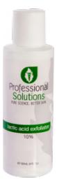 Отшелушивающее средство для лица с молочной кислотой 10% Lactic Acid Exfoliator 120мл пилинг для лица с молочной кислотой professional lactica exfoliate 10% 150мл