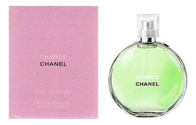 Chanel Chance Eau Fraiche: туалетная вода 35мл versace eau fraiche туалетная вода 30 мл