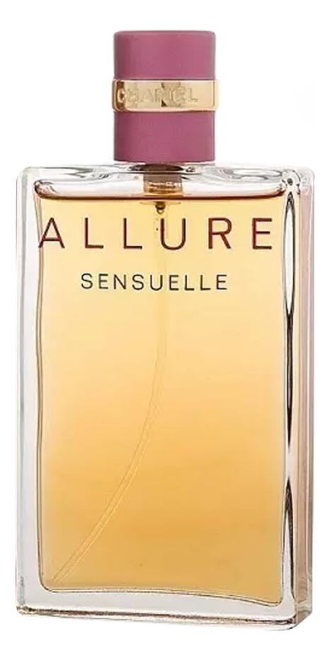 Chanel Allure Sensuelle — женские духи, парфюмерная и туалетная вода Шанель Аллюр Сенсуэль — купить по лучшей цене в интернет-магазине Randewoo