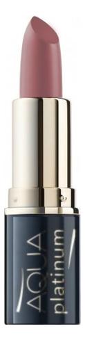Купить Ультраувлажняющая губная помада Aqua Platinum Lipstick 4, 1г: No 483, Eveline