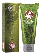 Twin Lotus Зубная паста Рецепт от налета и пятен на зубах Stain & Plaque Herbal Toothpaste 120г