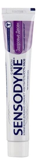 Зубная паста Здоровье десен: Зубная паста 75мл зубная паста rocs страна производитель