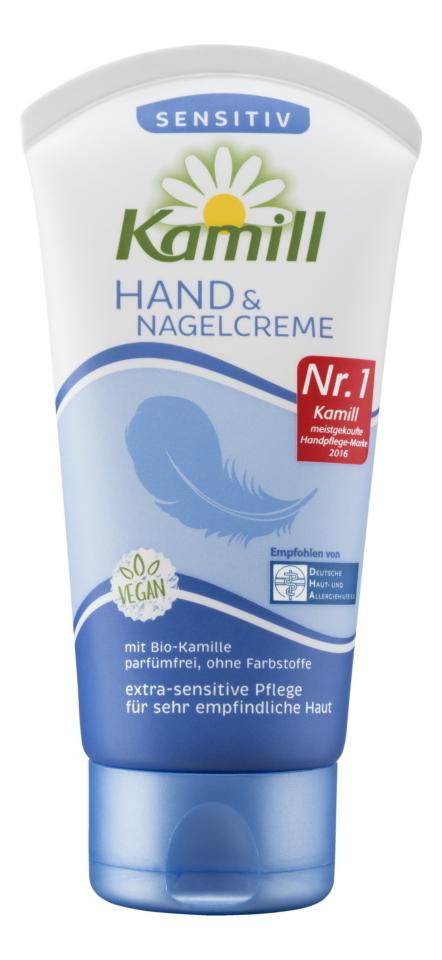 Фото - Крем для рук и ногтей Sensitive Hand Cream 75мл крем для рук и ногтей экстракт лаванды 75мл aura 7184
