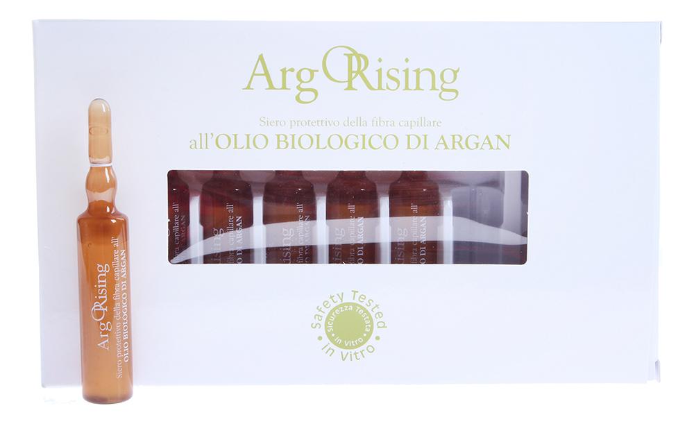 Купить Сыворотка для волос с аргановым маслом Arg Orising All'Olio Biologgico Di Argan 12*10мл
