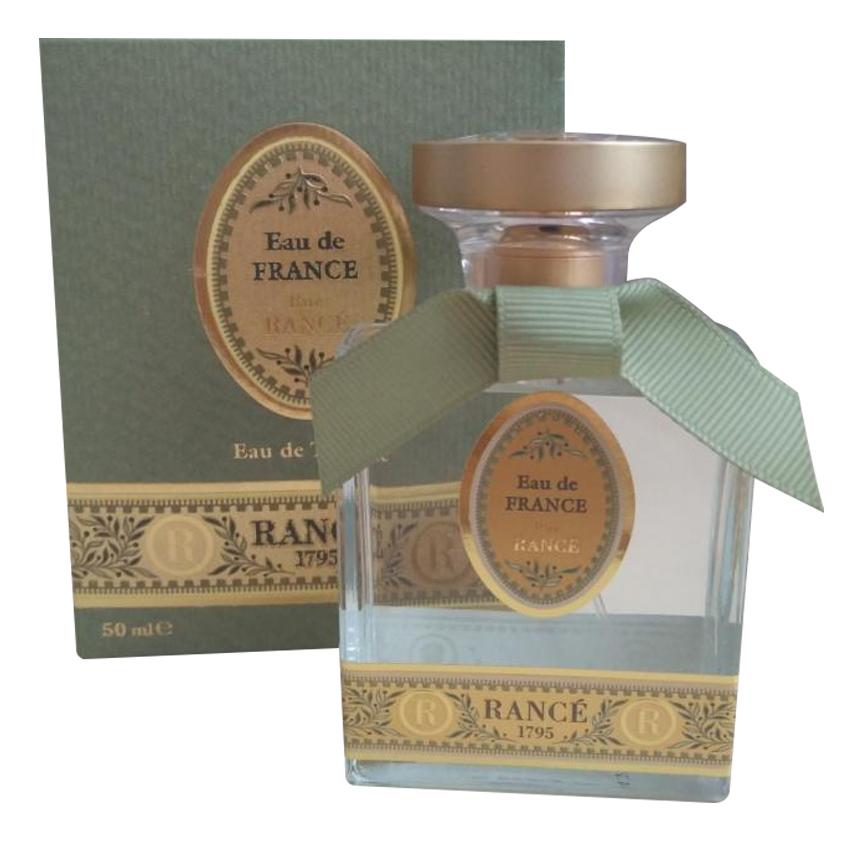 Eau de France (Rue Rance): туалетная вода 50мл eau sublime rue rance туалетная вода 50мл