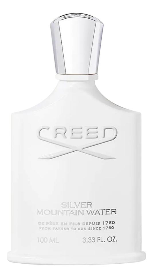 Купить Silver Mountain Water: парфюмерная вода 2мл, Creed