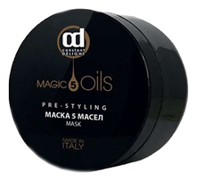 Constant Delight Маска для волос Magic 5 Oils Pre-Styling Mask 500мл