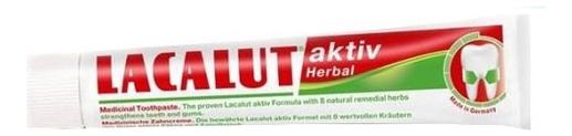 Зубная паста Aktiv Herbal: Зубная паста 50мл