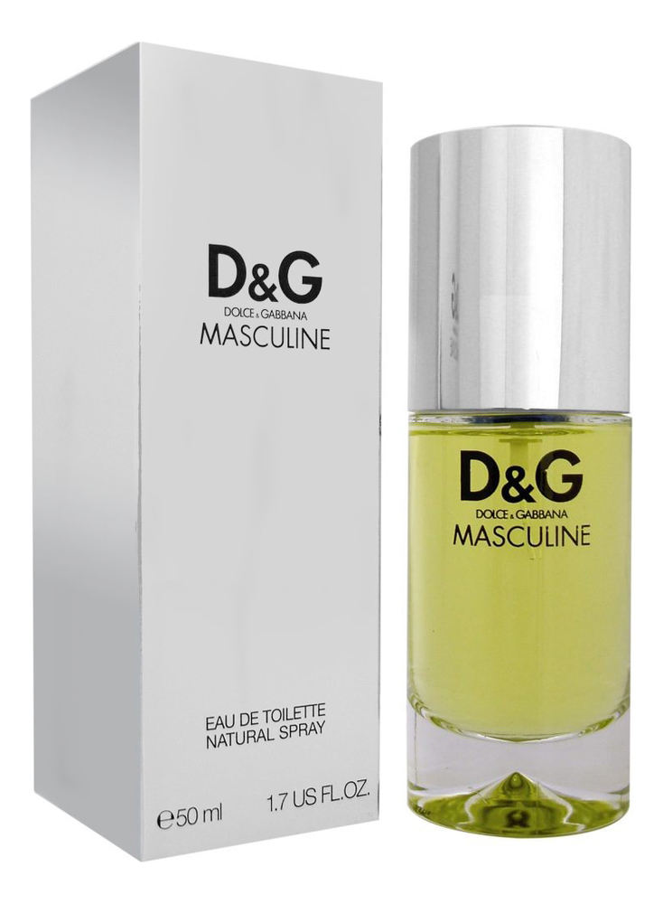 Купить Dolce Gabbana (D&G) Masculine Винтаж: туалетная вода 50мл, Dolce Gabbana (D&G) Masculine Винтаж, Dolce & Gabbana