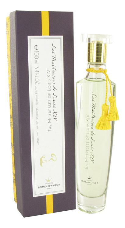 The Mistresses of Louis XIV: парфюмерная вода 100мл недорого