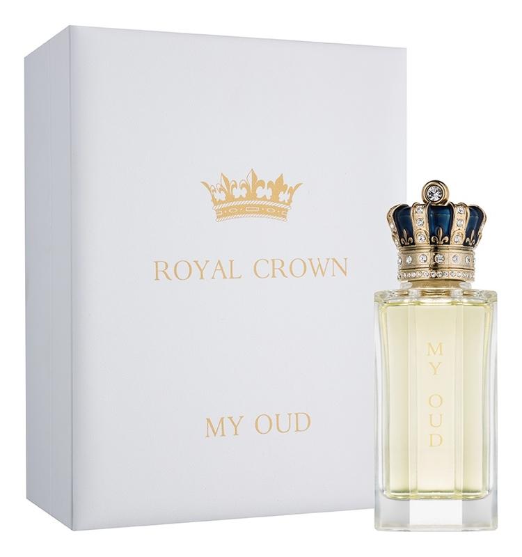 Royal Crown My Oud: парфюмерная вода 100мл