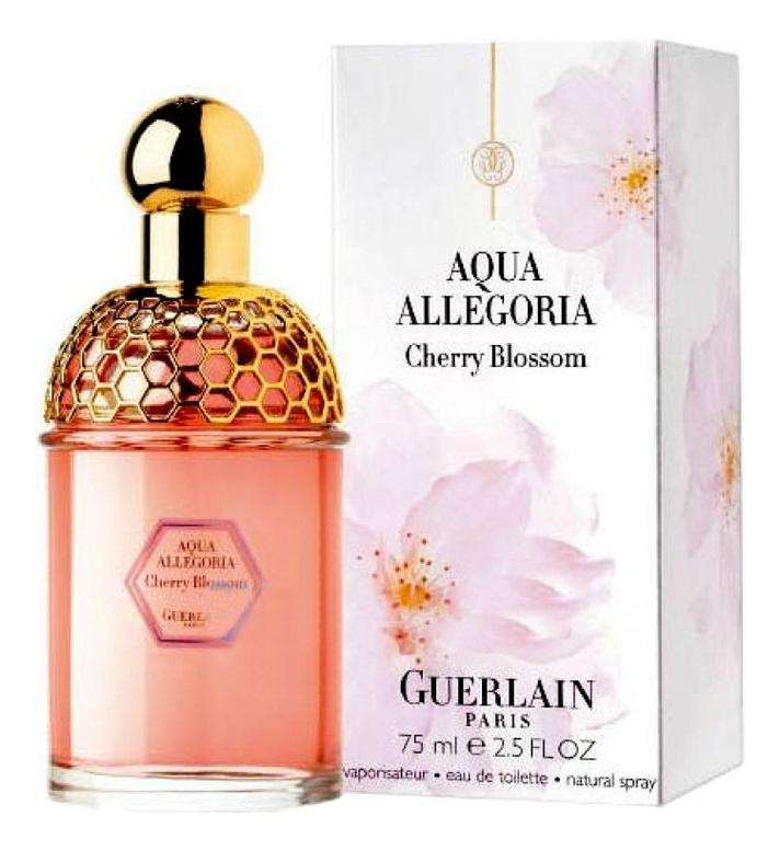 Aqua Allegoria Cherry Blossom: туалетная вода 75мл aqua allegoria limon verde туалетная вода 75мл