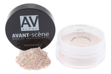 AVANT-scene Пудра рассыпчатая Transparent Loose Powder 20г