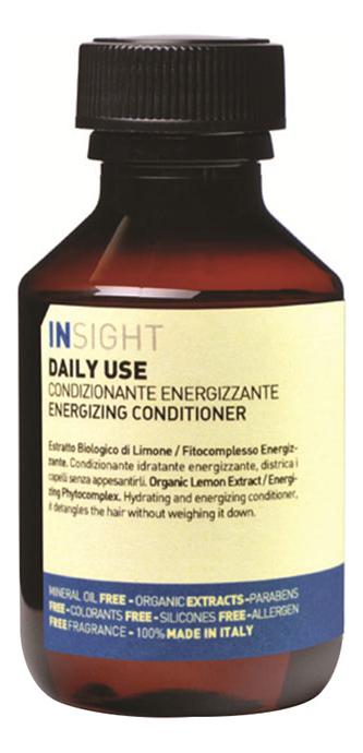 Купить Кондиционер для волос с экстрактом лимона и маслами Daily Use Energizing Conditioner: Кондиционер 100мл, INSIGHT